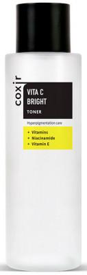 Тонер осветляющий с витаминами COXIR Vita C Bright Toner 150мл: фото