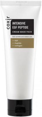 Маска кремовая интенсивная с EGF и пептидами COXIR Intensive EGF Peptide Cream Maskpack 80мл: фото