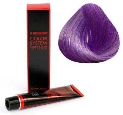 Цветное мелирование La Biosthetique Color & Light Irise Advanced Фиолетовый 50мл: фото