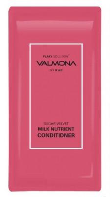 Набор для волос: Кондиционер ЯГОДЫ EVAS VALMONA Sugar Velvet Milk Nutrient Conditioner, 10 мл*50 шт: фото