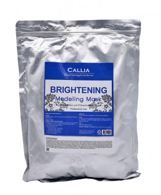 Альгинатная маска осветляющая Dr. Healux CALLIA Brightening Modeling Mask 1000мл: фото