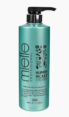 Шампунь с морскими водорослями против выпадения волос JPS Mielle Seaweed Scalp Clinic 800мл: фото