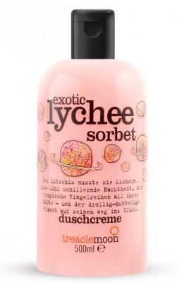 Гель для душа экзотический личи Treaclemoon Exotic Lychee Sorbet Bath & Shower Gel 500 мл: фото