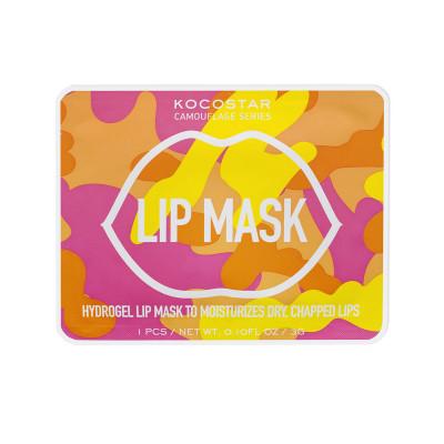 Патч для губ гидрогелевый Kocostar Camouflage Hydrogel Lip Mask 3 г: фото
