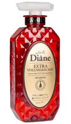 Шампунь с кератинами Moist Diane Perfect Beauty 450 мл: фото