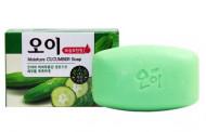 Мыло огуречное MUKUNGHWA Moisture Cucumber Soap 100г: фото