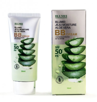 BВ-крем с экстрактом Алоэ Blumei Jeju Moisture Aloe Vera BВ Cream 50 мл: фото