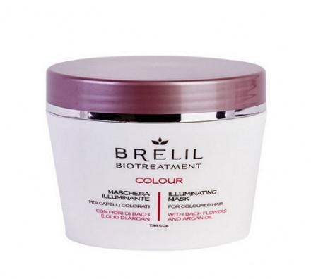 Маска для окрашенных волос Brelil Biotreatment Colour 220мл: фото