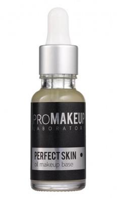 Сияющее масло-основа под макияж PROMAKEUP laboratory PERFECT SKIN 20мл: фото