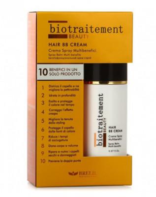 Многофункциональный BB-крем для всех типов волос Brelil Beauty BB CREAM 150 мл: фото