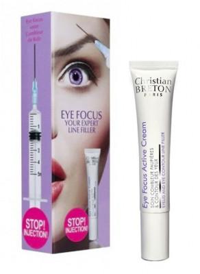 Крем для век активный Christian Breton Eye Priority Eye Focus Active Cream 10мл: фото