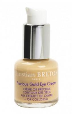 Крем для век Золотая драгоценность Christian Breton Eye Priority 15мл: фото