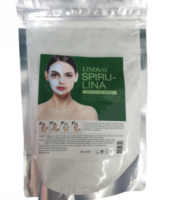 Альгинатная маска с водорослями Lindsay Spirulina Modeling Mask 240г: фото